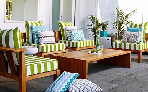 Coolum Outdoor Cushions
