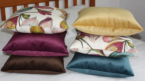 Fabric Mystere Cushions