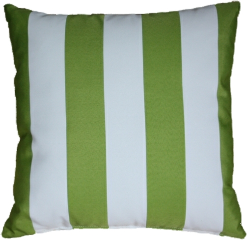 Mallacoota Lime Cushion