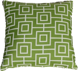 Bondi Cushion Lime