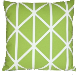 Profile Cushion Lime