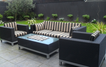 Pool Furniture, Chair Cushions, Wicker Furniture recovering